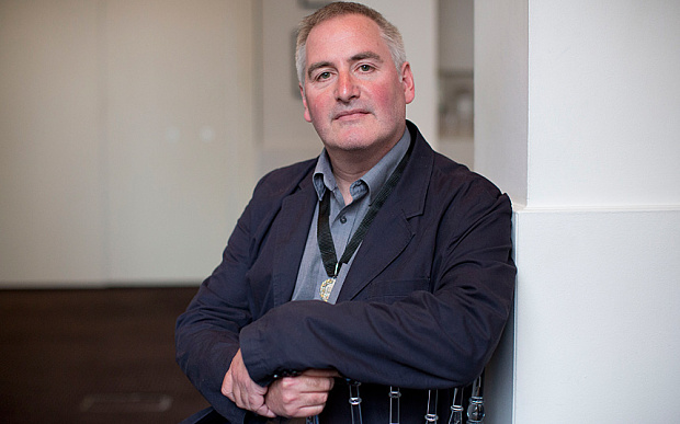 Meet Chris Riddell!