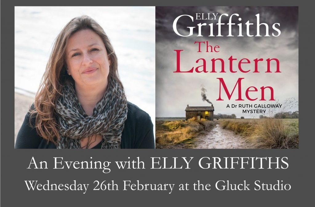 An Evening with Elly Griffiths