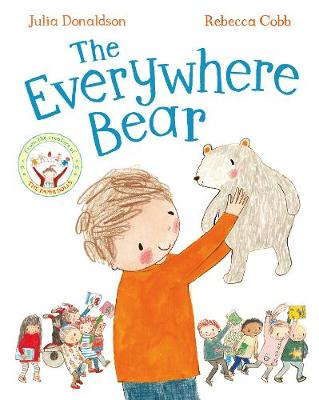Everywhere Bear paperback