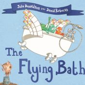 flying bath new cover
