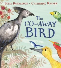 Go Away Bird Paperback