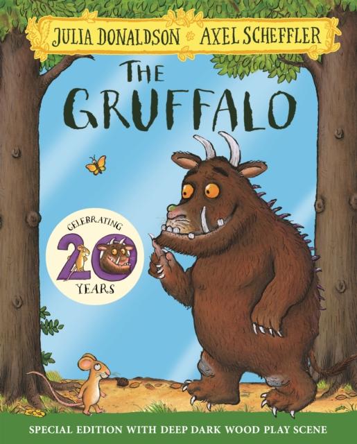 gruffalo 20th anniversary