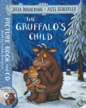 gruffalo's child new bk & cd