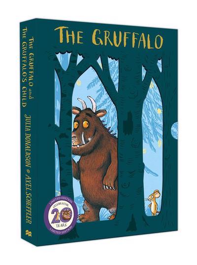 gruffalo collectors edition