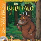 gruffalo new book & cd