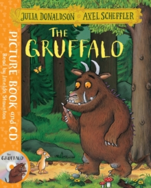 gruffalo new book & cd