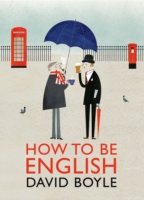 how to be english cover