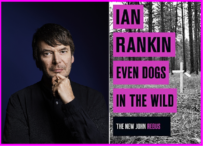 An Evening with Ian Rankin