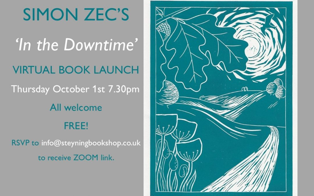 In The Downtime – virtual book launch