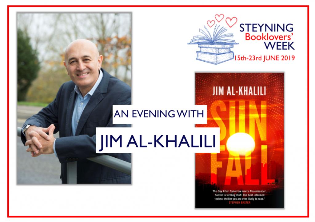 An Evening with Jim Al-Khalili