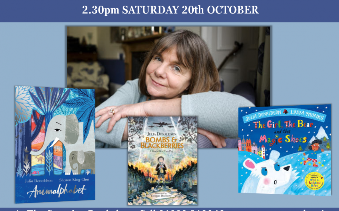 Book Signing with Julia Donaldson