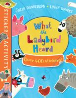 ladybird heard sticker book