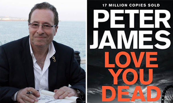 Peter James Love you Dead