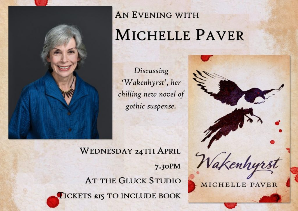 An Evening with Michelle Paver