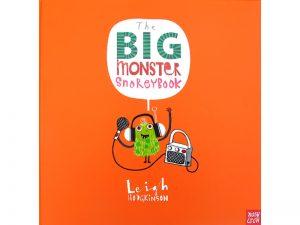monster snorey book