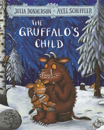new cover gruffalo's child
