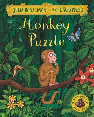 new cover monkey puzzle