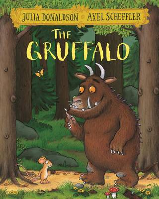 The Gruffalo New Cover