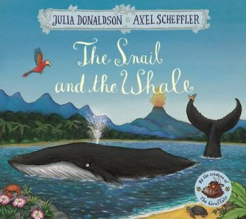 The Snail & the Whale new cover