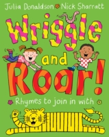 new wriggle roar cover