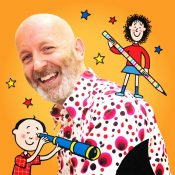 Nick Sharratt Signed Books