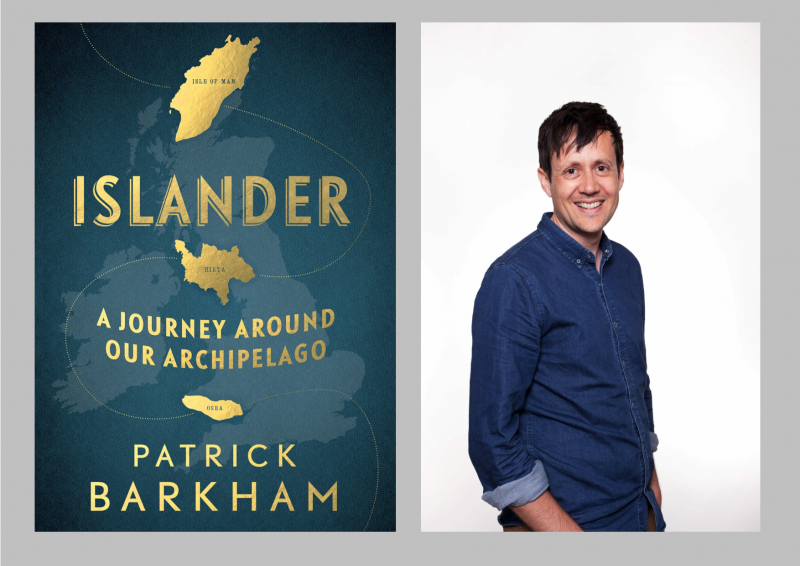 An Evening with Patrick Barkham
