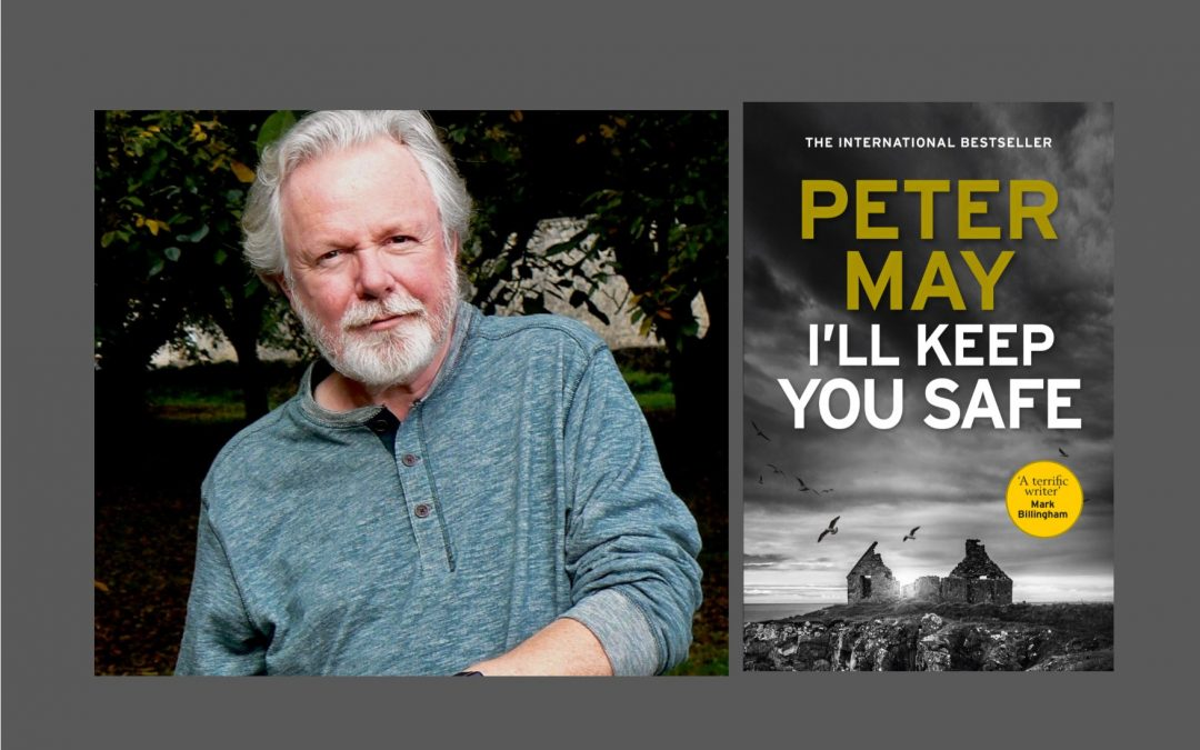 An Author Supper with Peter May