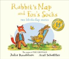 rabbits nap n foxs socks new