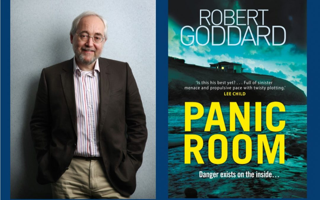 An Author Supper with Robert Goddard