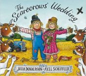 scarecrows wedding new cover