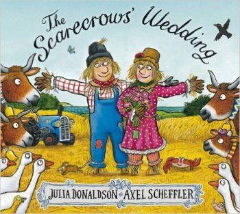scarecrows wedding new cover