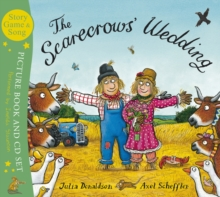 scarecrows wedding pb & CD