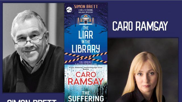 Simon Brett & Caro Ramsey