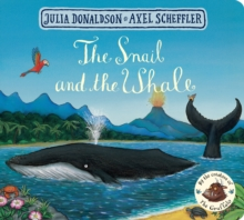 snail and whale