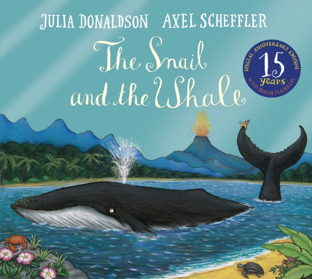 Snail and the whale 15th anniversary