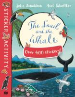 snail whale sticker book