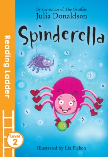 Spinderella early reader