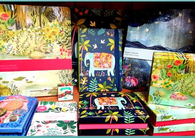 Lovely notebooks & Social Stationery