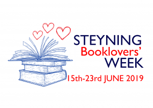 steyning booklovers logo