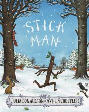 stick man new cover