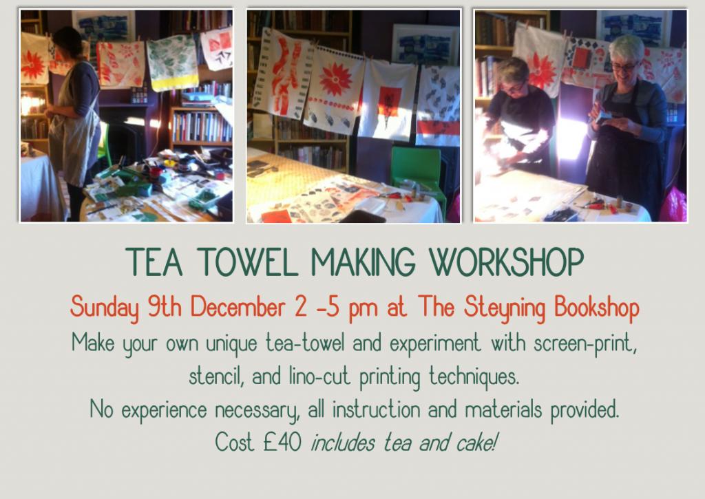 Tea Towel Workshop