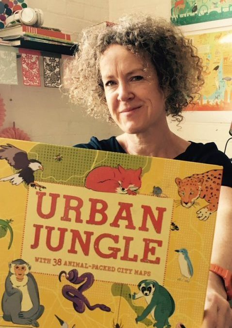 Urban Jungle – Easter Holiday Kids Event with Vicky Woodgate