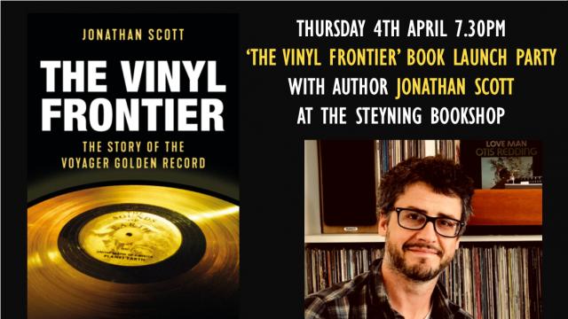 Vinyl Frontier Book Launch
