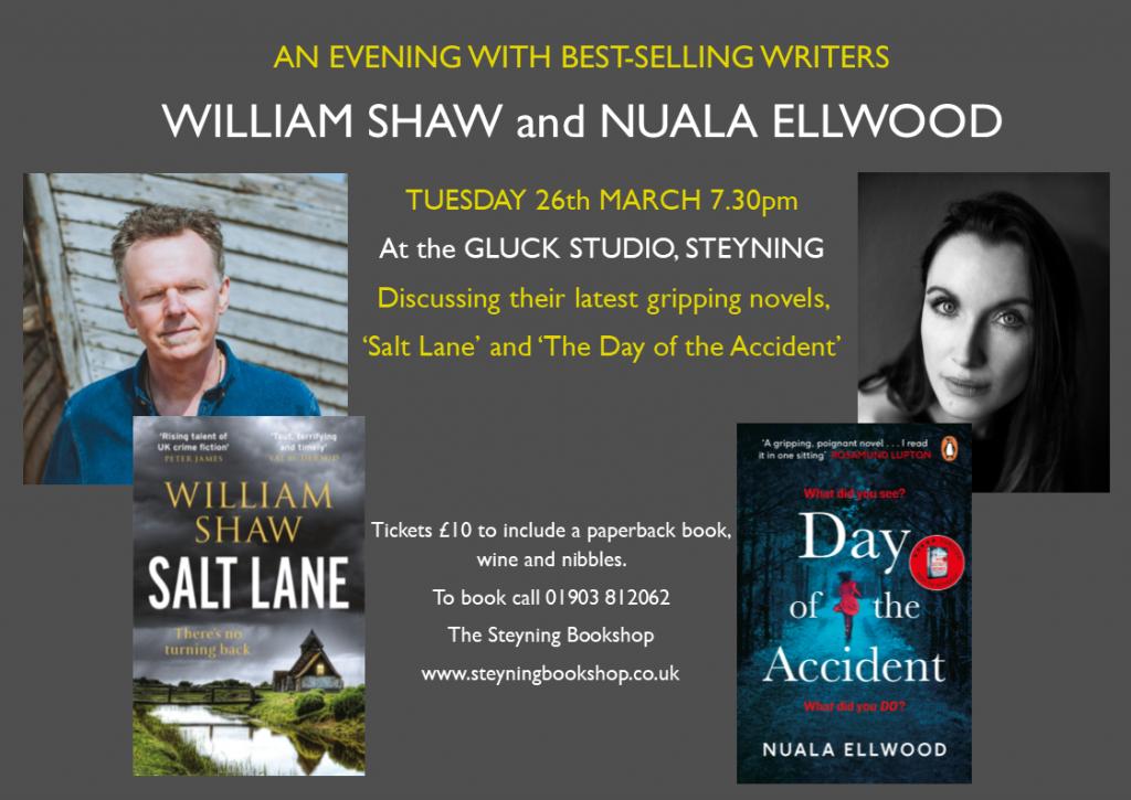 William Shaw & Nuala Ellwood