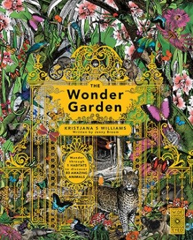 wonder garden wide eyed